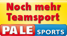 PALE Sports - Noch mehr Teamsport